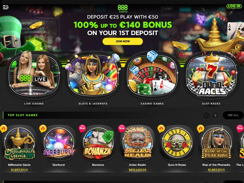 Reviewing 888 Casino S Games Banking And More